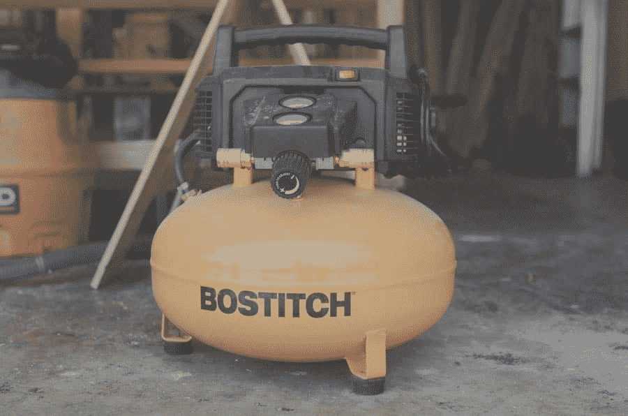 Bostitch 6 gallon air compressor problems how to