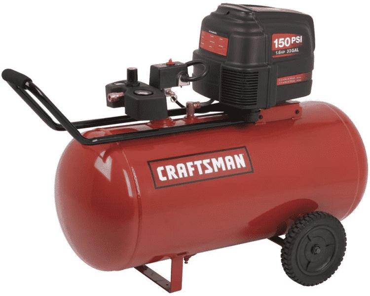 Craftsman pancake compressor review