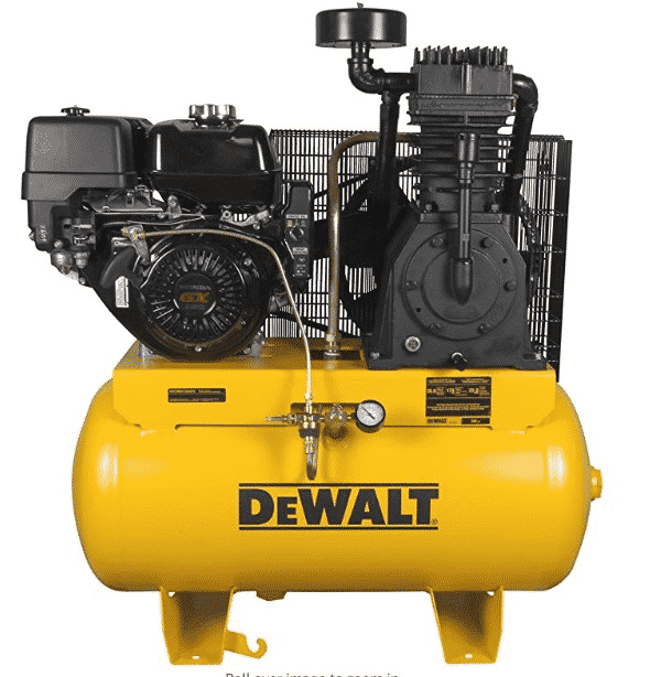 Dewalt 30 gallon air compressor review