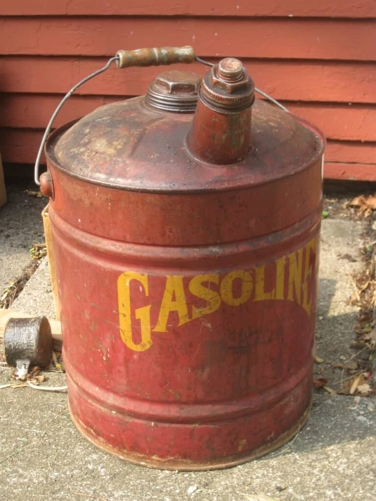 How To Stockpile Gasoline For An Emergency