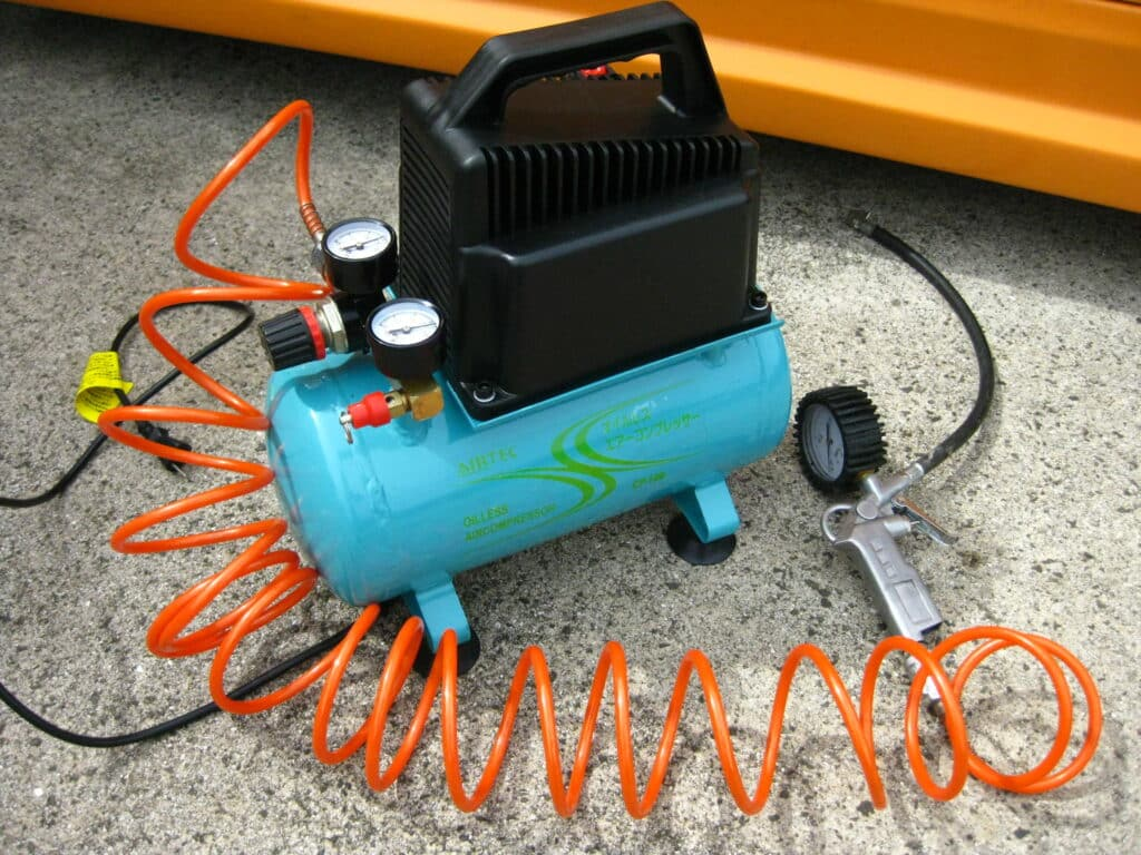 Where to Find a Manual for an Air Compressor