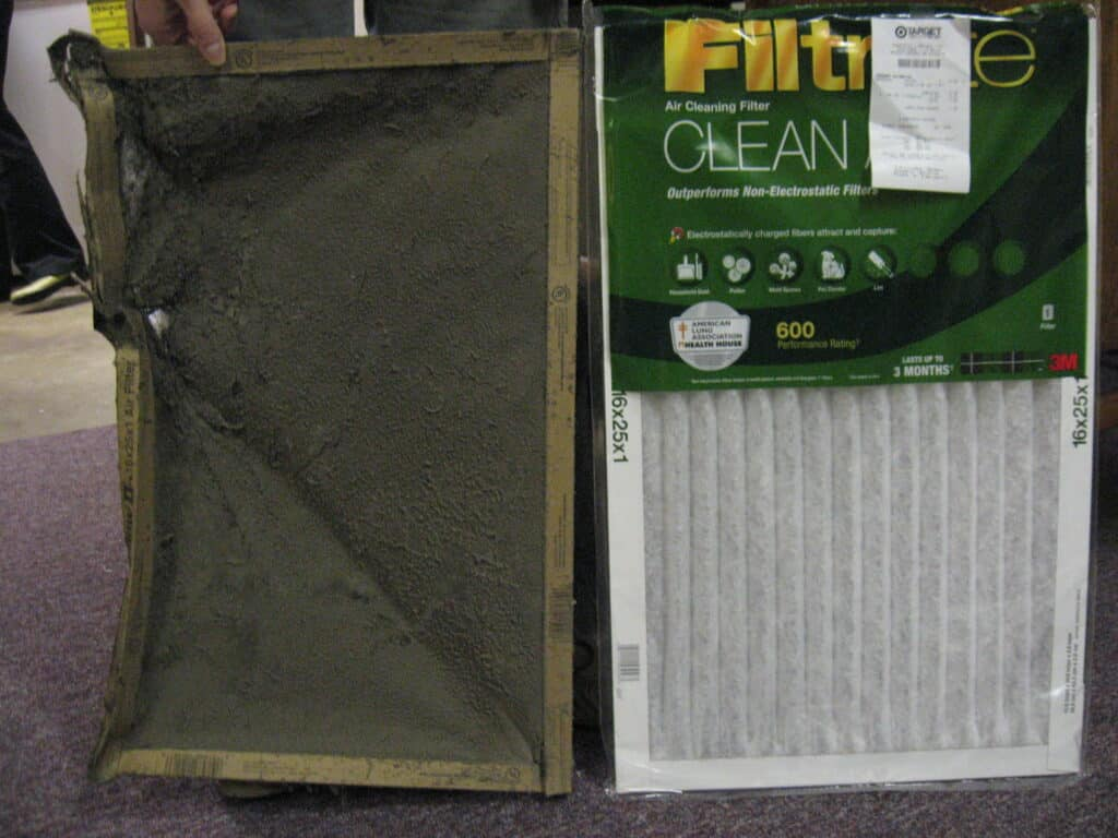 How To Buy The Right Furnace Filter