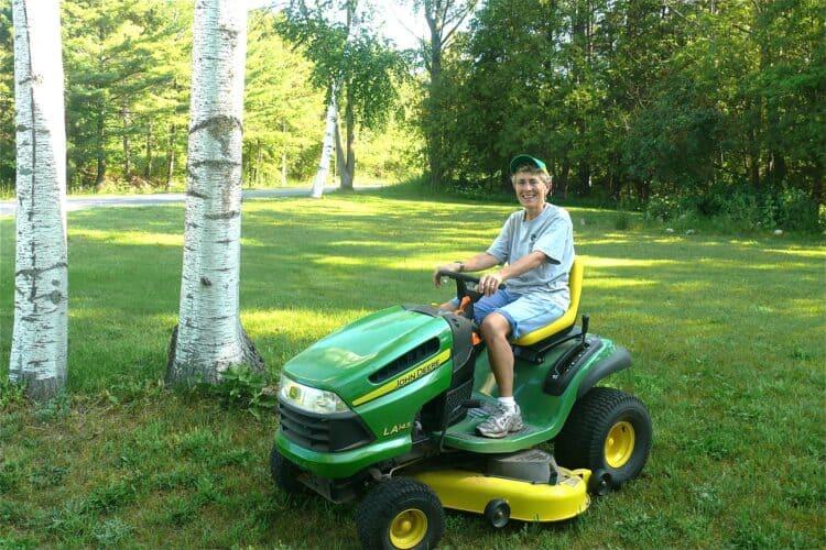Transforming Your Garden Tractor into a Snowblower