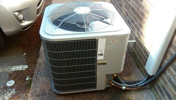 How do packaged HVAC units work