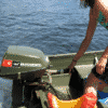 Choosing an outboard motor for your small boat