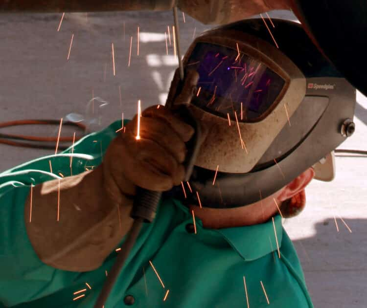 Personal Protective Equipment For Welding