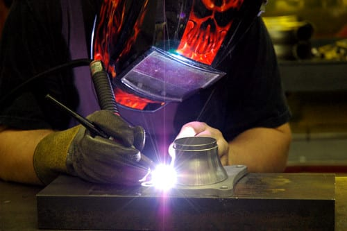 How to improve stainless steel TIG welding