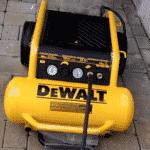 how hot do air compressors get