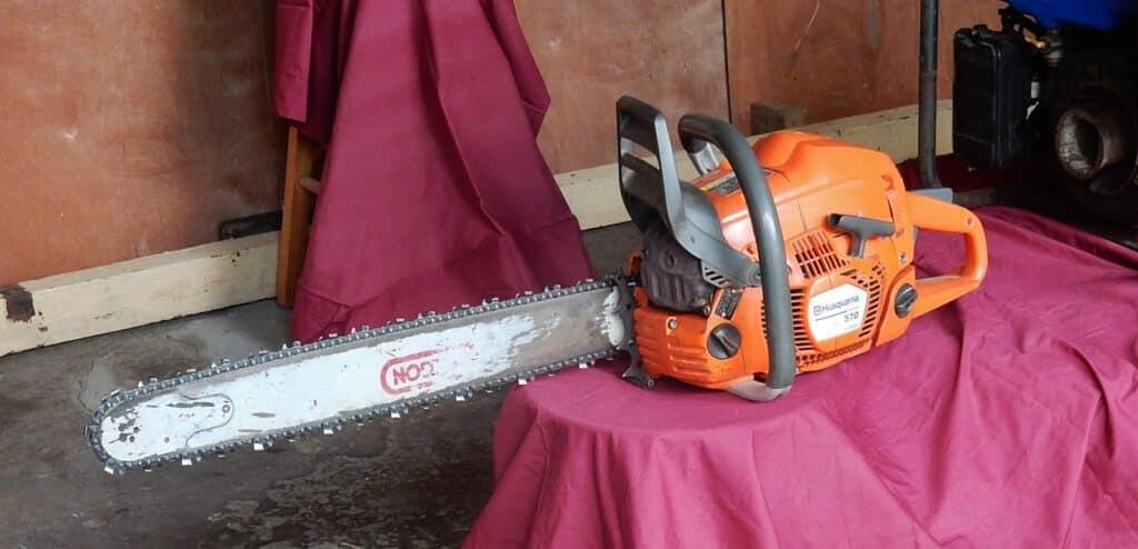 When Were Chainsaws Invented