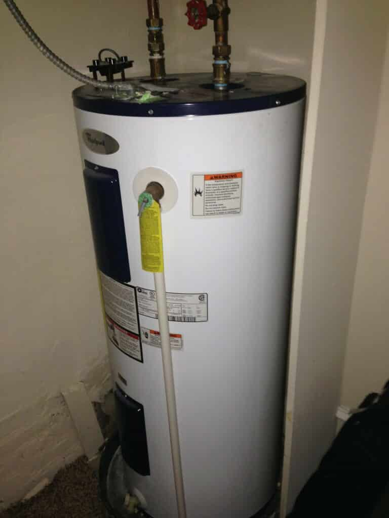 How do water heaters fail