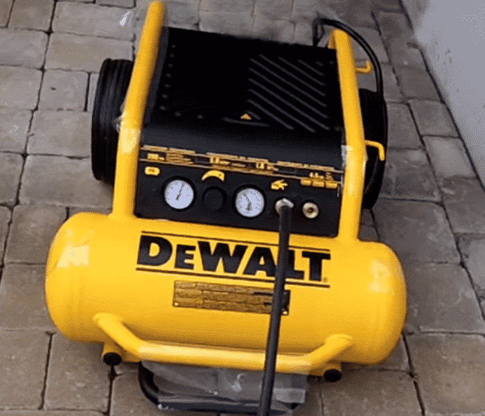 Can air compressors explode?