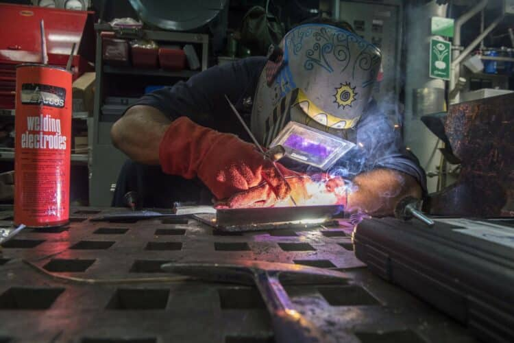 what is stick welding