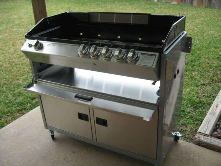 grill igniter not working