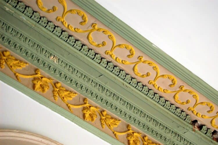 crown molding profiles