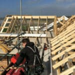 how to roof a house