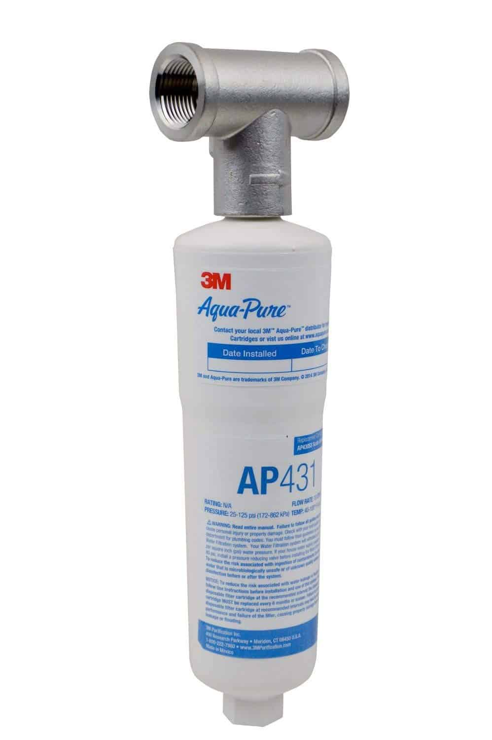 3M Aqua-Pure Whole House Scale Inhibition Inline Water System