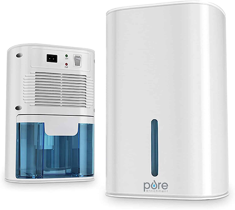 Pure Enrichment Deluxe Mini Dehumidifier