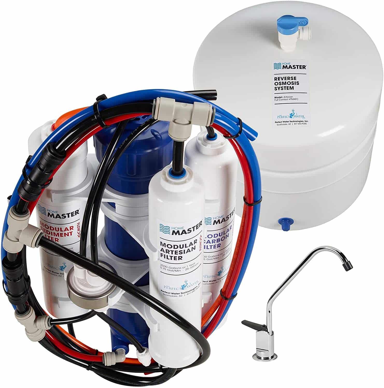 Home Master TMAFC-ERP Artesian with Permeate Pump