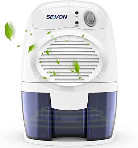 SEAVON Electric Portable Mini Dehumidifiers