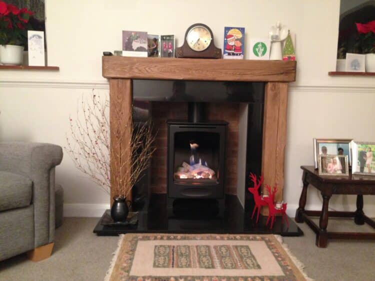 does a gas fireplace need a chimney