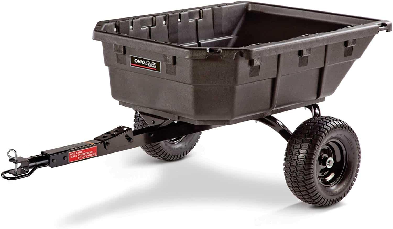 Ohio Steel Dump Cart 4048P-HYB Pro Grade