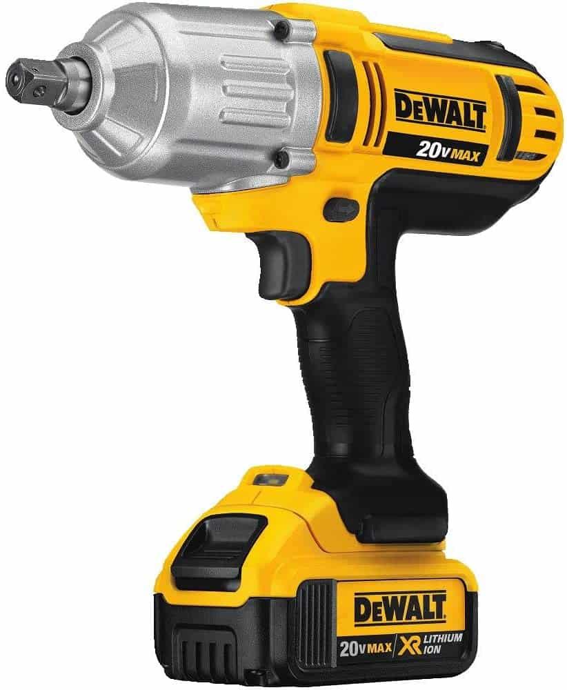 DEWALT 20V Cordless Impact Wrench