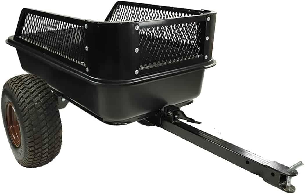 MotoAlliance Impact Implements ATV/UTV Utility Cart