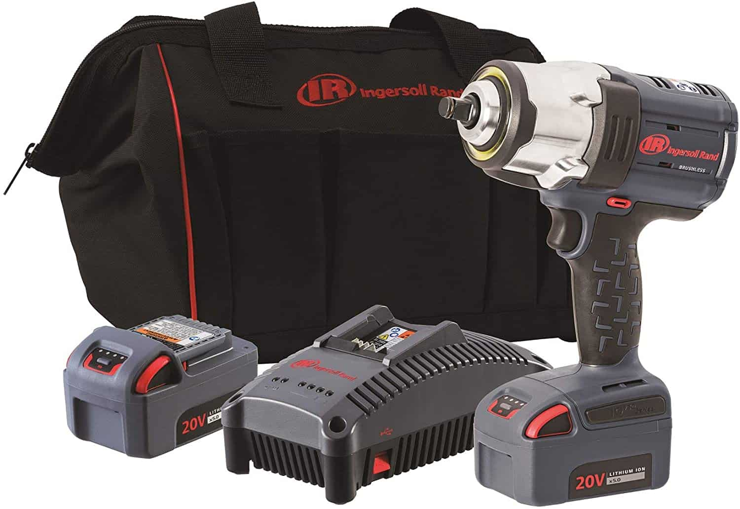 Ingersoll-Rand W7152 High-Torque Impact Wrench