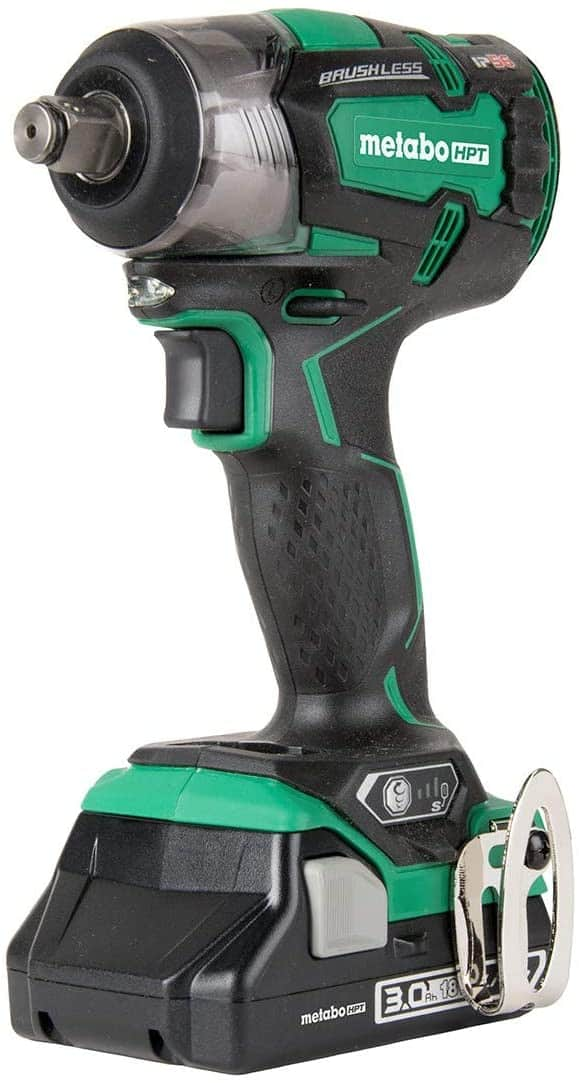 Metabo 18V Impact Wrench