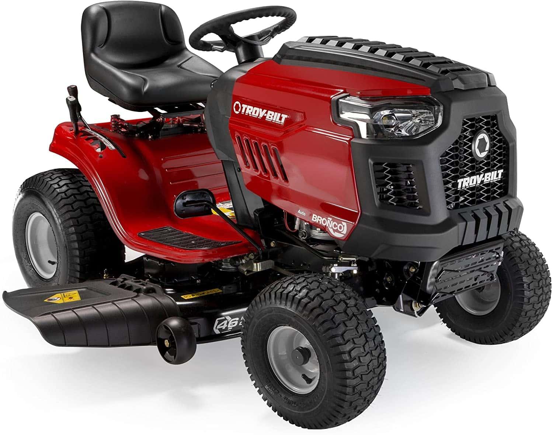 Troy-Bilt 540cc Briggs & Stratton Intek Automatic 46-Inch Riding lawn mower