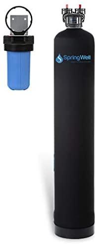 Springwell Salt-Free Water Softener