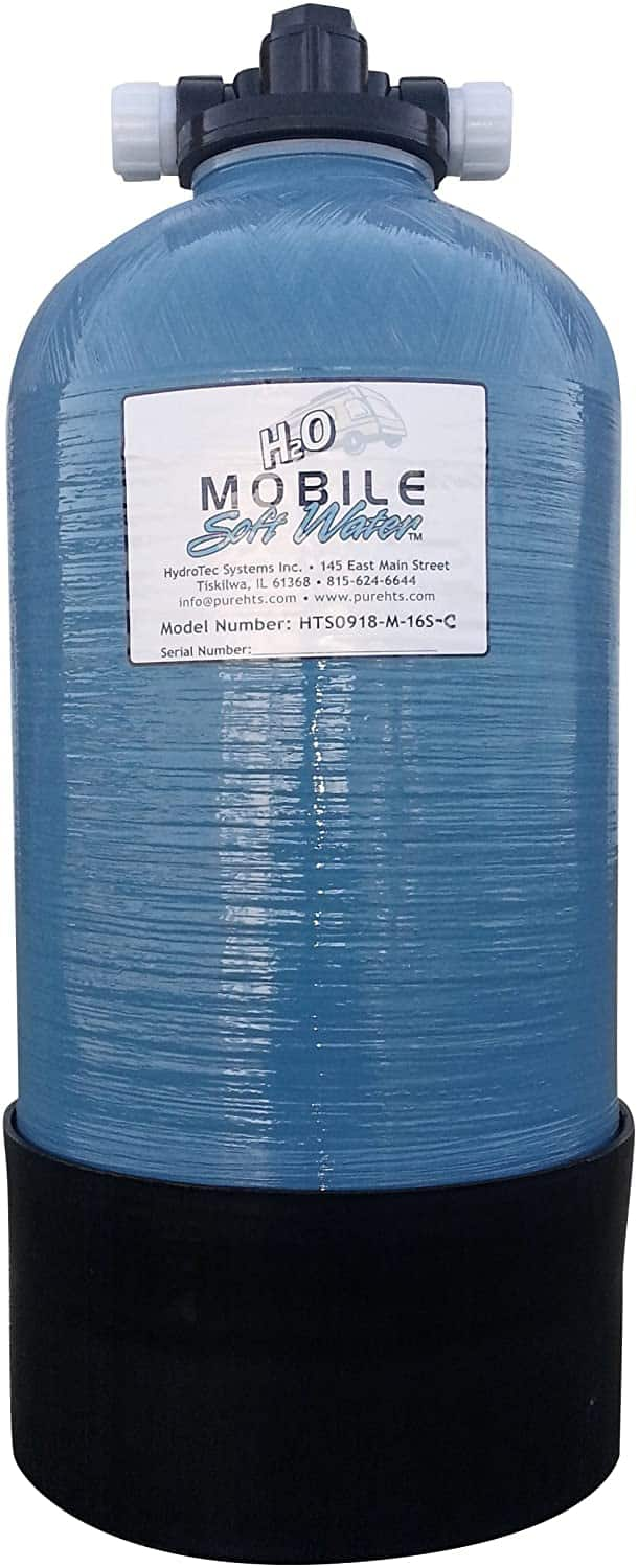 Mobile-Soft-Water Portable 16,000 Grain