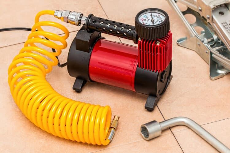 air compressor vacuum pump