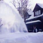 Snowblower safety tips