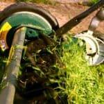 mulching blades vs regular blades