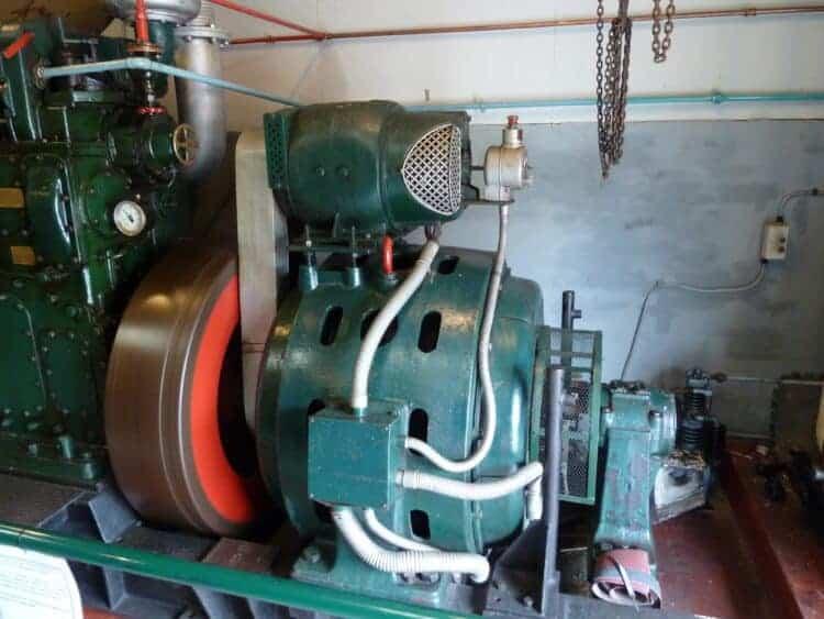 parallel generators