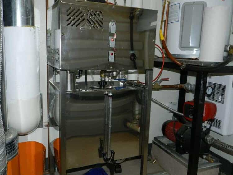 whole house water distiller