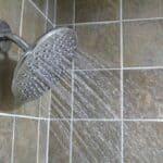 soft water filter shower