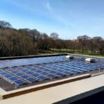 Solar Frame Roofs