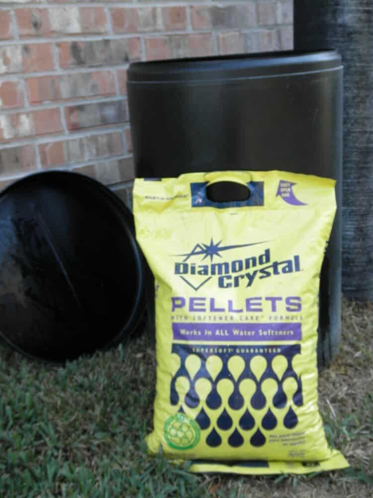 water softener salt vs potassium