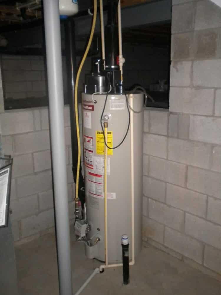 ways to hide your water heater