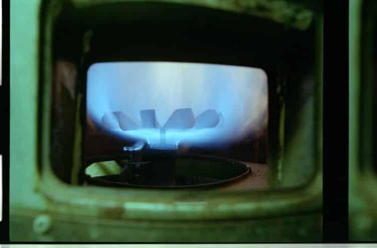 lighting a hot water heater pilot light