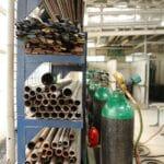 welding cylinder sizes